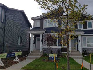 Photo 1: 5 FENWYCK Boulevard: Spruce Grove House Half Duplex for sale : MLS®# E4172721