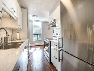 "Photo 8: 402 2370 W 2ND Avenue in Vancouver: Kitsilano Condo for sale in ""CENTURY HOUSE"" (Vancouver West)  : MLS®# R2408249"