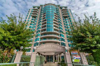 Main Photo: 605 33065 MILL LAKE Road in Abbotsford: Central Abbotsford Condo for sale : MLS®# R2410047