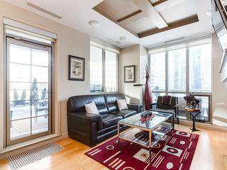 Photo 15: 502 701 3 Avenue SW in Calgary: Eau Claire Apartment for sale : MLS®# C4301387