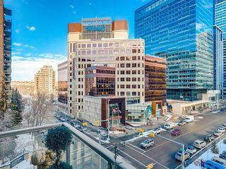 Photo 21: 502 701 3 Avenue SW in Calgary: Eau Claire Apartment for sale : MLS®# C4301387