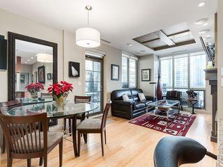 Photo 13: 502 701 3 Avenue SW in Calgary: Eau Claire Apartment for sale : MLS®# C4301387