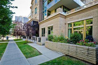 Photo 32: 502 701 3 Avenue SW in Calgary: Eau Claire Apartment for sale : MLS®# C4301387