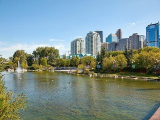 Photo 36: 502 701 3 Avenue SW in Calgary: Eau Claire Apartment for sale : MLS®# C4301387