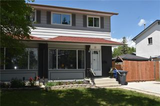 Photo 3: 11 Harwood Crescent in Winnipeg: Westdale Residential for sale (1H)  : MLS®# 202015099