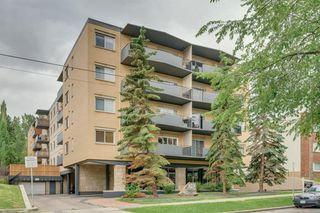 Main Photo: 309 823 ROYAL Avenue SW in Calgary: Lower Mount Royal Apartment for sale : MLS®# A1018633