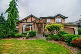 Main Photo: 15422 37A Avenue in Surrey: Morgan Creek House for sale (South Surrey White Rock)  : MLS®# R2483931