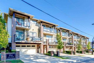 """Main Photo: 13 1338 FOSTER Street: White Rock Townhouse for sale in """"Earls Court"""" (South Surrey White Rock)  : MLS®# R2485748"""