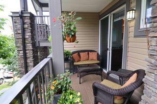 "Photo 13: #129 1460 SOUTHVIEW Street in Coquitlam: Burke Mountain Townhouse for sale in ""Cedar Creek"" : MLS®# R2489857"