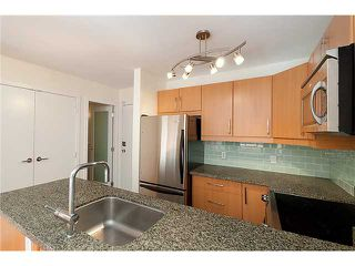 """Photo 5: 320 1330 BURRARD Street in Vancouver: Downtown VW Condo for sale in """"ANCHOR POINT"""" (Vancouver West)  : MLS®# V878179"""