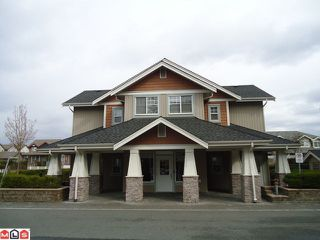 "Photo 1: 413 19388 65TH Avenue in Surrey: Clayton Condo for sale in ""LIBERTY"" (Cloverdale)  : MLS®# F1109869"