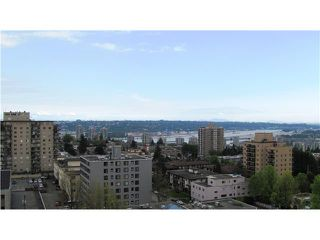 "Photo 2: 1106 728 PRINCESS Street in New Westminster: Uptown NW Condo for sale in ""PRINCESS TOWER"" : MLS®# V890257"