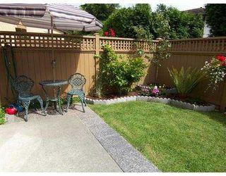 Photo 8: 12 6100 Tiffany Boulevard in Richmond: Riverdale RI Townhouse for sale : MLS®# V646960