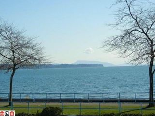Photo 1: 102 14881 MARINE Drive: White Rock Condo for sale (South Surrey White Rock)  : MLS®# F1221954