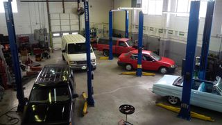 Main Photo: ~ Automotive Repair Shop: Home for sale