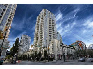 """Main Photo: 1602 1225 RICHARDS Street in Vancouver: Downtown VW Condo for sale in """"EDEN by Bosa"""" (Vancouver West)  : MLS®# V1052355"""