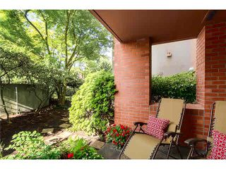 "Photo 11: 102 503 W 16TH Avenue in Vancouver: Fairview VW Condo for sale in ""Pacifica"" (Vancouver West)  : MLS®# V1067619"