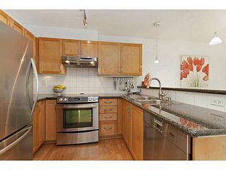 "Photo 2: 311 333 E 1ST Street in North Vancouver: Lower Lonsdale Condo for sale in ""Vista West"" : MLS®# V1099857"