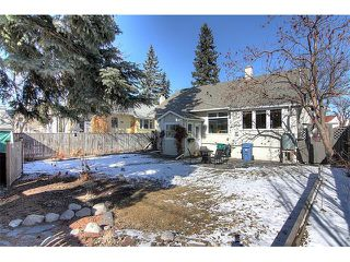 Photo 25: 409 SCARBORO Avenue SW in Calgary: Scarboro House for sale : MLS®# C4001155