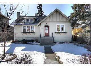 Photo 1: 409 SCARBORO Avenue SW in Calgary: Scarboro House for sale : MLS®# C4001155