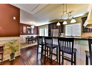 """Photo 10: 16 3268 156A Street in Surrey: Morgan Creek Townhouse for sale in """"Gateway"""" (South Surrey White Rock)  : MLS®# F1439338"""
