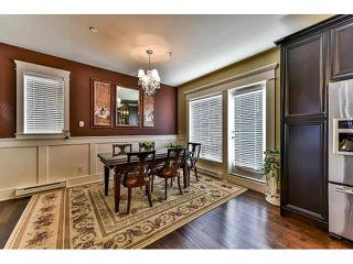 """Photo 11: 16 3268 156A Street in Surrey: Morgan Creek Townhouse for sale in """"Gateway"""" (South Surrey White Rock)  : MLS®# F1439338"""