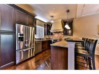 """Photo 8: 16 3268 156A Street in Surrey: Morgan Creek Townhouse for sale in """"Gateway"""" (South Surrey White Rock)  : MLS®# F1439338"""