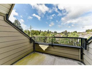 """Photo 19: 16 3268 156A Street in Surrey: Morgan Creek Townhouse for sale in """"Gateway"""" (South Surrey White Rock)  : MLS®# F1439338"""