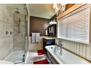 """Photo 13: 16 3268 156A Street in Surrey: Morgan Creek Townhouse for sale in """"Gateway"""" (South Surrey White Rock)  : MLS®# F1439338"""