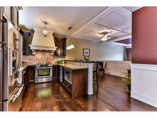 """Photo 6: 16 3268 156A Street in Surrey: Morgan Creek Townhouse for sale in """"Gateway"""" (South Surrey White Rock)  : MLS®# F1439338"""