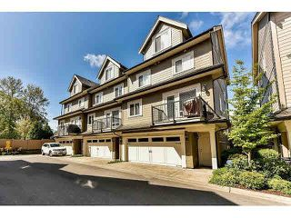 """Photo 20: 16 3268 156A Street in Surrey: Morgan Creek Townhouse for sale in """"Gateway"""" (South Surrey White Rock)  : MLS®# F1439338"""