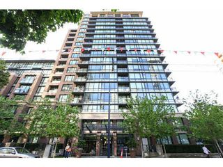Photo 1: 403 1088 RICHARDS Street in Vancouver: Yaletown Condo for sale (Vancouver West)  : MLS®# V1122669