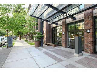 Photo 2: 403 1088 RICHARDS Street in Vancouver: Yaletown Condo for sale (Vancouver West)  : MLS®# V1122669