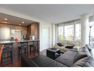 Photo 8: 403 1088 RICHARDS Street in Vancouver: Yaletown Condo for sale (Vancouver West)  : MLS®# V1122669