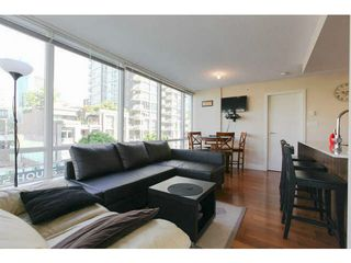 Photo 7: 403 1088 RICHARDS Street in Vancouver: Yaletown Condo for sale (Vancouver West)  : MLS®# V1122669