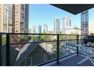 Photo 5: 403 1088 RICHARDS Street in Vancouver: Yaletown Condo for sale (Vancouver West)  : MLS®# V1122669