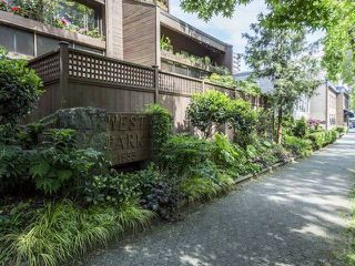 "Photo 14: 310 1855 NELSON Street in Vancouver: West End VW Condo for sale in ""Westpark"" (Vancouver West)  : MLS®# V1123735"