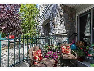Photo 4: 101 3278 HEATHER Street in Vancouver: Cambie Condo for sale (Vancouver West)  : MLS®# V1136487