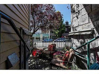 Photo 20: 101 3278 HEATHER Street in Vancouver: Cambie Condo for sale (Vancouver West)  : MLS®# V1136487