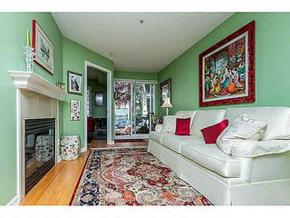 Photo 6: 101 3278 HEATHER Street in Vancouver: Cambie Condo for sale (Vancouver West)  : MLS®# V1136487