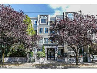 Photo 1: 101 3278 HEATHER Street in Vancouver: Cambie Condo for sale (Vancouver West)  : MLS®# V1136487