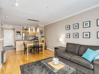 "Photo 4: 301 3235 W 4TH Avenue in Vancouver: Kitsilano Condo for sale in ""Alameda Park"" (Vancouver West)  : MLS®# V1141794"