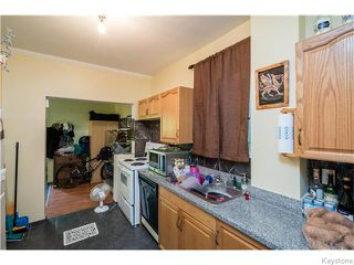 Photo 12: 580 Mulvey Avenue in WINNIPEG: Fort Rouge / Crescentwood / Riverview Residential for sale (South Winnipeg)  : MLS®# 1530615