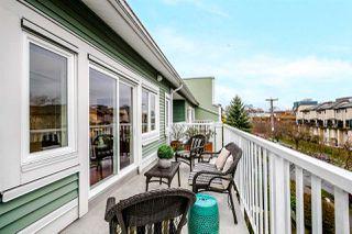"""Photo 9: 21 1949 W 8TH Avenue in Vancouver: Kitsilano Condo for sale in """"Villa Pacifica"""" (Vancouver West)  : MLS®# R2034779"""