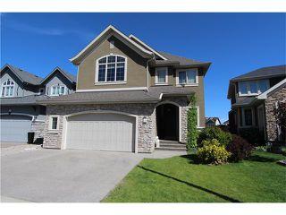 Main Photo: 135 CRANARCH Circle SE in Calgary: Cranston House for sale : MLS®# C4061251