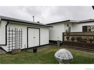 Photo 4: 11 Birch Crescent in St Clements: East Selkirk / Libau / Garson Residential for sale (Winnipeg area)  : MLS®# 1612655