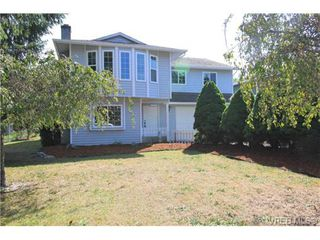 Photo 1: 3122 Flannagan Pl in VICTORIA: Co Sun Ridge Single Family Detached for sale (Colwood)  : MLS®# 731709