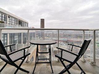 Photo 9: 501 43 Hanna Avenue in Toronto: Niagara Condo for lease (Toronto C01)  : MLS®# C3498691
