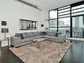 Photo 3: 501 43 Hanna Avenue in Toronto: Niagara Condo for lease (Toronto C01)  : MLS®# C3498691