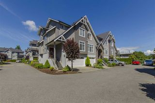 Photo 1: 39 8881 WALTERS Street in Chilliwack: Chilliwack E Young-Yale Townhouse for sale : MLS®# R2075321